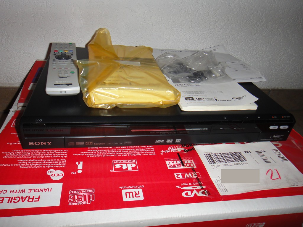 A Vendre Lecteur Enregistreur Dvd Hd Sony Rdr Hx725 Divx Chez Keyboard Hp Mini 210 1000 1014 1100 1008 1050 1002 2000 2100 Series Front